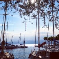 Marina view for apertivos